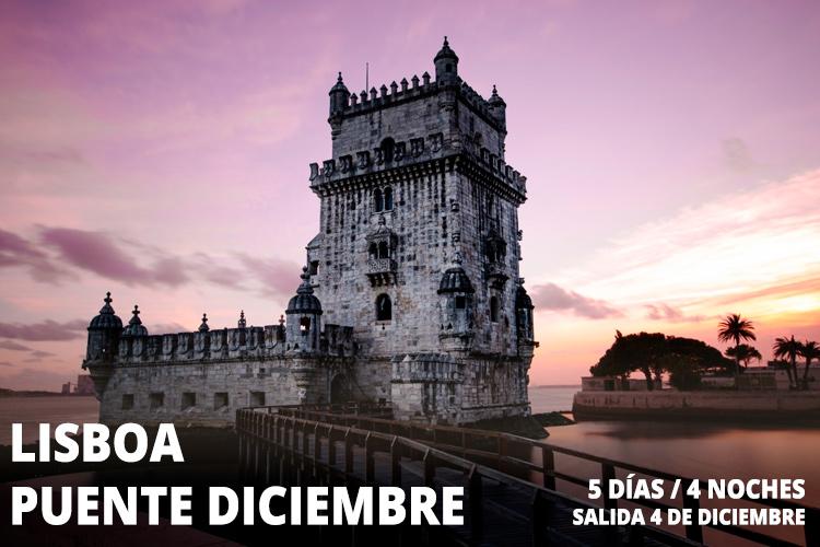 Lisboa PUENTE DE DICIEMBRE