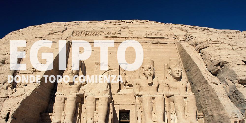 EGIPTO (SALIDA DESDE LEÓN)