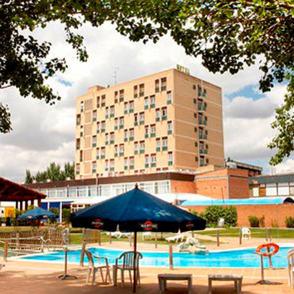 Sercotel Hotel Rey Sancho DUI